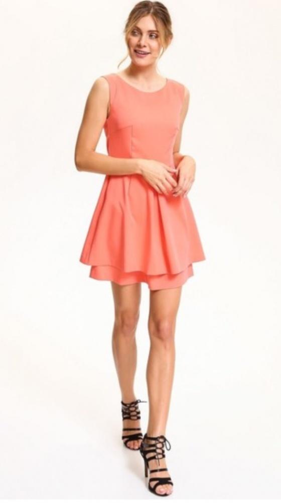 Rozkloszowana sukienka Top Secret...