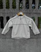kremowa Bluza 98 104 polar REBEL