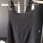 Spódnica na szelkach z guzikami
