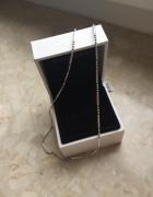 srebrny łańcuszek 925 ciekawy splot...