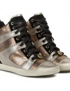 Oryginalne sneakersy botki Guess roz 37