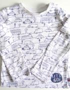 Bluzka na długi rękaw F&F rozmiar 86