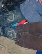 Spodnie dla 3 i 4 latka