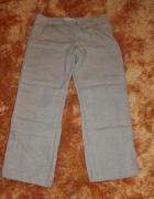 Spodnie damskie 100 procent len GEORGE 44