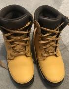 TIMBERLAND buty wysokie zimowe trapery 35