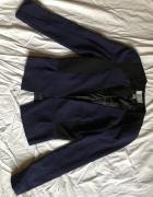 Granatowa marynarka H&M roz 36