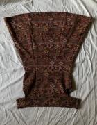 Żakardowa sukienka Zara roz M