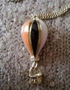 hause złoty łańcuszek z przewieszką długi