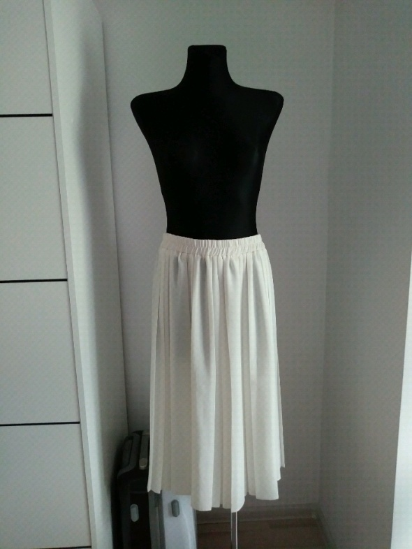Spódnice Spódnica plisowana M L XL