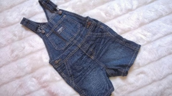 Nowe ogrosniczki spodenki 18 m 86 bez metek jeans