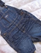 Nowe ogrosniczki spodenki 18 m 86 bez metek jeans...