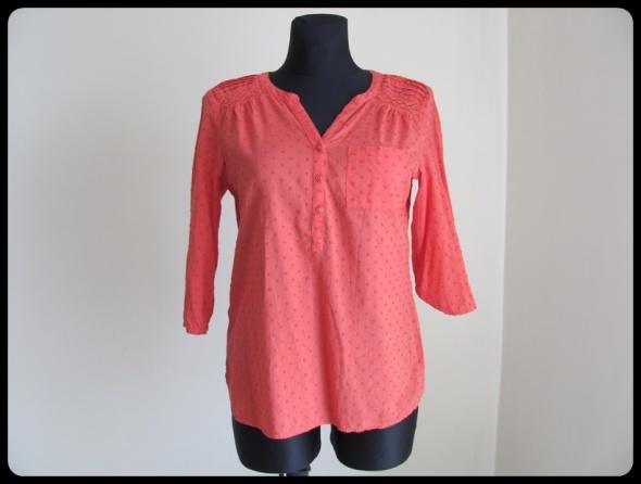 Koszule Koszula tunika drobne zdobienia stan bdb C&A 38 M