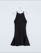 Nowa czarna sukienka Bershka M