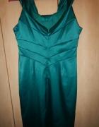 Wesele elegancka sukienka L 40 Wallis