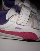 Buty sportowe dziewczynka PUMA rozmiar 23...