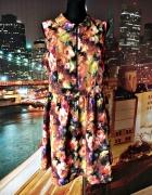 south sukienka jak nowa kwiecisty ogród zip hit 44
