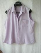 vintage bluzka lawenda 18