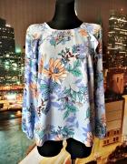 bonmarche bluzka kwiaty floral jak nowa hit blog 40