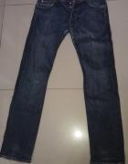 Męskie spodnie jeans Lee Cooper LC18ZP GeniusW35L35...