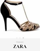 Szpilki Rzymianki Zara