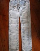 świetne jeansowe rurki