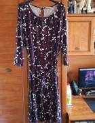 TU dzianinowa sukienka dla puszystej 48 50
