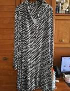 NEXT dzianinowa sukienka dla puszystej 44 46