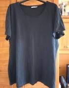 Lindex czarna nowa bluzka dla puszystej 52 54