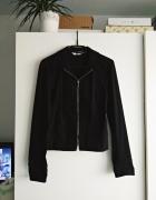 czarna kurtka bluza new look s m