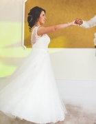 Suknia ślubna Tendre Afrodyta kolekcja Sweet Modern