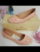 Balerinki Jenny Fair firmy CCC...