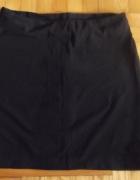 Czarna mini zamek zip M