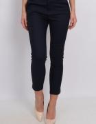 Nowe eleganckie spodnie 7 8 długość rozmiar S M...