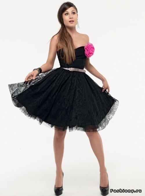 Koronkowa sukienka Denny Rose