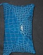 Kobaltowy chaberkowy krokodylek