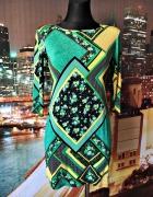 mark one sukienka ciekawy wzór kwiaty hit blog 36