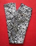 Spodnie wzory