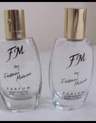 Buteleczki flakoniki po perfumach FM puste