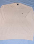 Sweter w serek beżowy Gant M