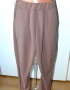 Nowe boohoo spodnie chinosy 4446