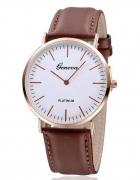 Elegancki zegarek skórzany pasek Daniel Wellington