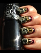 MAYBELLINE Lakier Color Show 60 Carbon Frost Crake...
