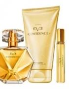Eve Confidence EDP perfumy i balsam 3 szt