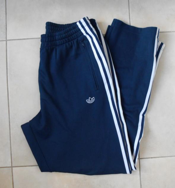 o rozsądnej cenie kup tanio bardzo popularny Adidas męskie dresy granatowe spodnie dresowe originals w ...