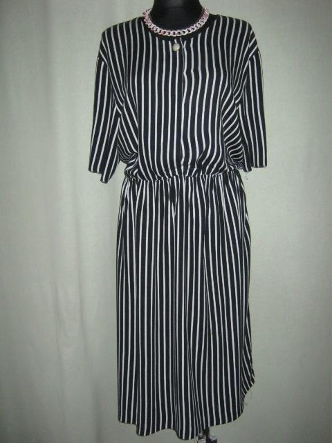 sukienka w paski Essence 52...