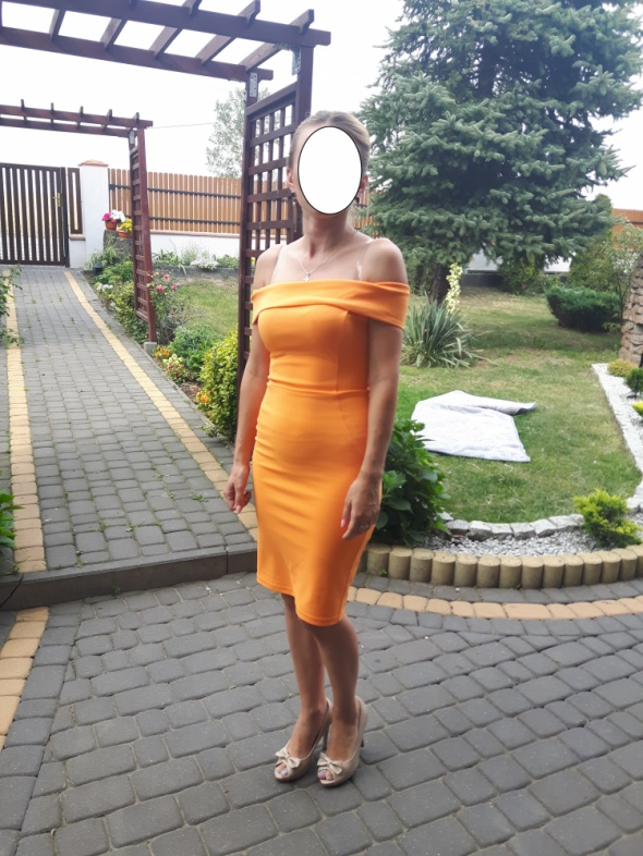 Suknie i sukienki Piękna sukienka 36