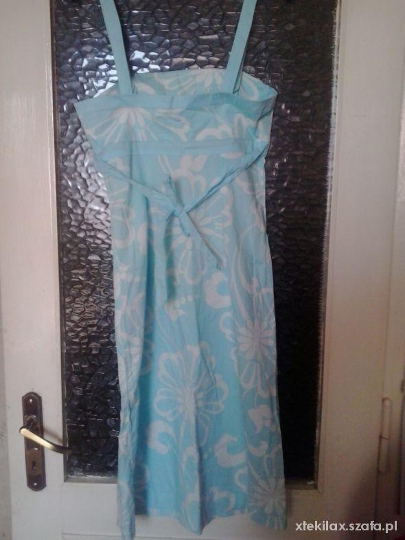 Piękna sukienka na lato 36...