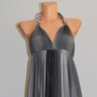 Sukienka bez pleców