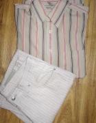 Reserved komplet spodnie i koszula roz S...