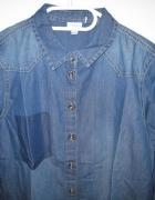 Nowa dżinsowa koszula Jacqueline de Yong 36